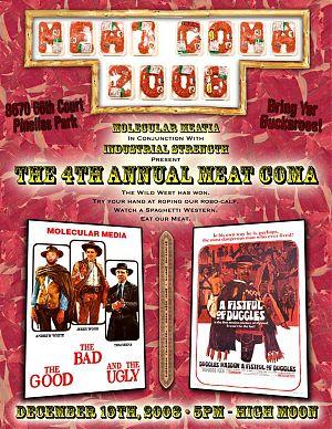 Alternate Meat Coma Invite